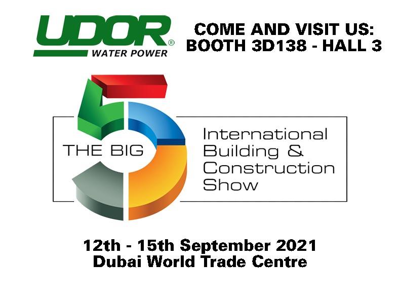 Partecipazione Fiera BIG5 Dubai
