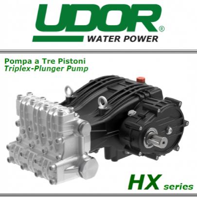 Series HX Pump Manual