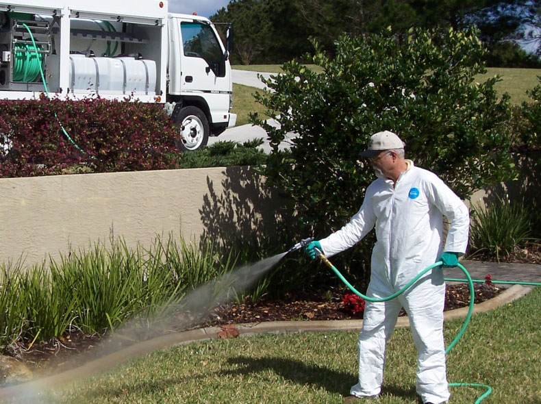 Pest control & disinfection